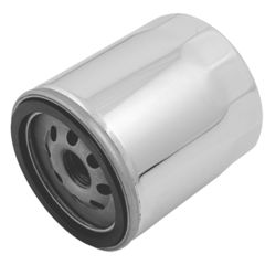 OIL FILTER-TWIN CAM Chrome Fits: BT 99-16