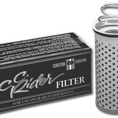 C.C.RIDER DROP IN OIL FILTER Fits: BT 53-83 (ers. OEM 63840-53)