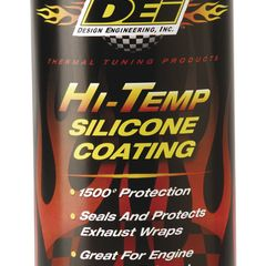 BLACK HT SILICONE COATING