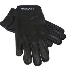 KK Gloves black S