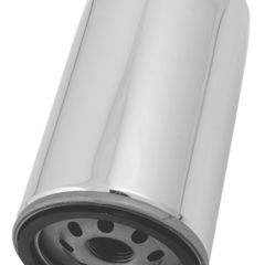 OIL FILTER EXTRA LONG Chrome Fits: BT 92-99, FXD 91-98, XL 84-12