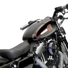 3.5 Gallonen Dished  Sportster Tank XL 07-16 efi