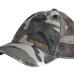 Brandt Cap Rugged Grey Camo